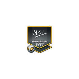Sticker | MSL | Cluj-Napoca 2015