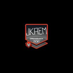 Sticker | jkaem | Cluj-Napoca 2015