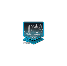 Sticker | jdm64 | Cluj-Napoca 2015