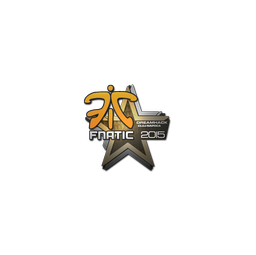 Sticker | Fnatic | Cluj-Napoca 2015