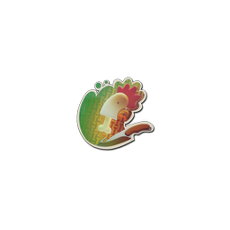 Sticker | Bonehead (Holo)