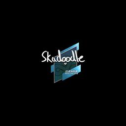 Sticker | Skadoodle | Boston 2018