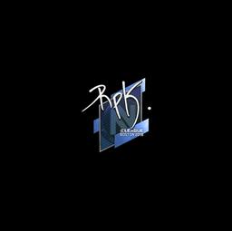 Sticker | RpK | Boston 2018