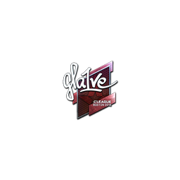 Sticker | gla1ve (Foil) | Boston 2018