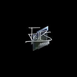 Sticker   felps (Foil)   Boston 2018