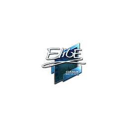 Sticker | EliGE (Foil) | Boston 2018