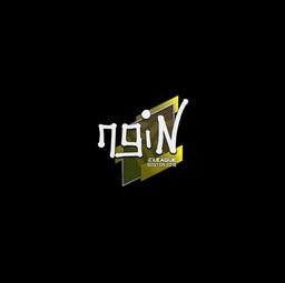 Sticker | ngiN | Boston 2018
