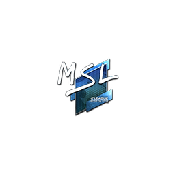 Sticker | MSL (Foil) | Boston 2018