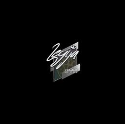Sticker | LEGIJA | Boston 2018