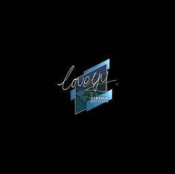 Sticker | LoveYY | Boston 2018