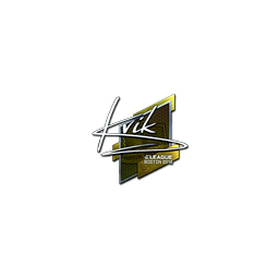 Sticker | Kvik (Foil) | Boston 2018