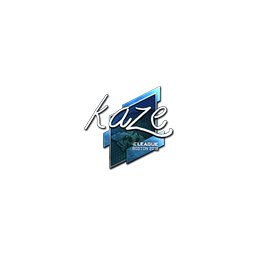 Sticker | Kaze (Foil) | Boston 2018