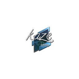 Sticker | Kaze | Boston 2018