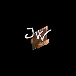Sticker | JW | Boston 2018
