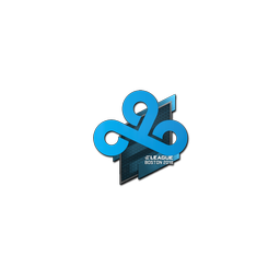 Sticker | Cloud9 | Boston 2018