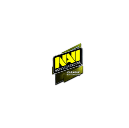Sticker | Natus Vincere (Foil) | Boston 2018