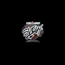 Sticker | svyat (Foil) | Berlin 2019