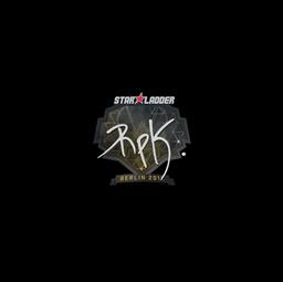 Sticker | RpK | Berlin 2019