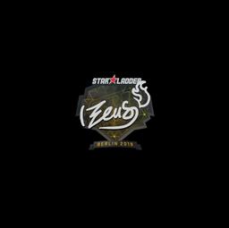 Sticker | Zeus | Berlin 2019