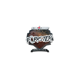 Sticker | Forester (Foil) | Berlin 2019
