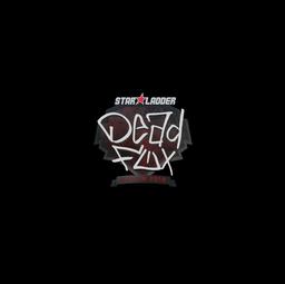 Sticker   DeadFox   Berlin 2019