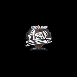 Sticker | AZR (Foil) | Berlin 2019