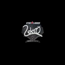 Sticker | Lekr0 | Berlin 2019