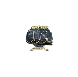 Sticker | JUGi (Gold) | Berlin 2019