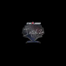 Sticker   JaCkz   Berlin 2019