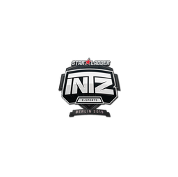 Sticker | INTZ E-SPORTS CLUB | Berlin 2019