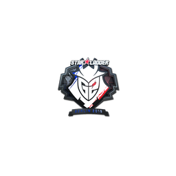 Sticker | G2 Esports (Foil) | Berlin 2019