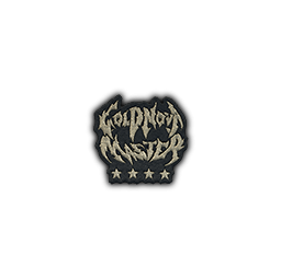 Patch | Metal Gold Nova Master