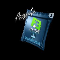 Autograph Capsule | Flipsid3 Tactics | Cologne 2016