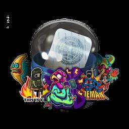 2021 Community Sticker Capsule