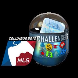 MLG Columbus 2016 Challengers (Holo-Foil)