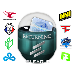 Boston 2018 Returning Challengers (Holo-Foil)