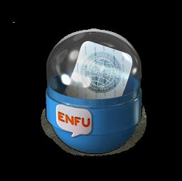 Enfu Sticker Capsule