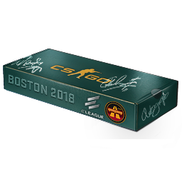 Boston 2018 Overpass Souvenir Package