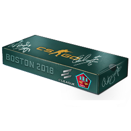 Boston 2018 Mirage Souvenir Package