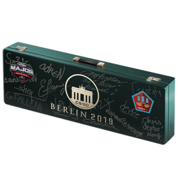 Berlin 2019 Mirage Souvenir Package