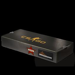DreamHack 2014 Cache Souvenir Package