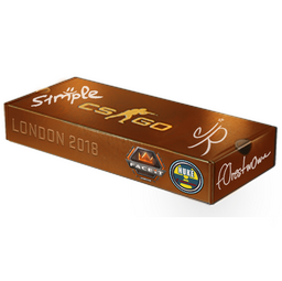 London 2018 Nuke Souvenir Package