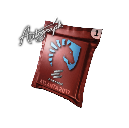 Autograph Capsule | Team Liquid | Atlanta 2017