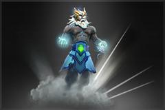 Tempest Helm of the Thundergod