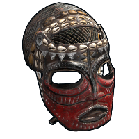 Tribe Warrior Mask