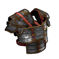 Centurion Vest Rust Skin