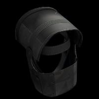 Blackout Helmet Rust Skin