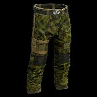 Elite Forest Camo Pants