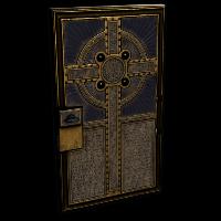 Ancient Lore Door Rust Skin