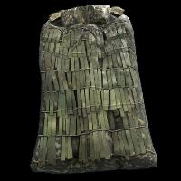 Forest Camo Bag Rust Skin